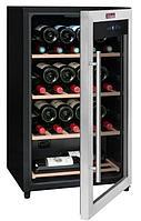 Отдельностоящий винный шкаф 22-50 бутылок LaSommeliere LS36A