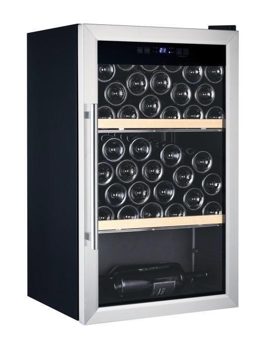 Отдельностоящий винный шкаф 22-50 бутылок LaSommeliere CVD40