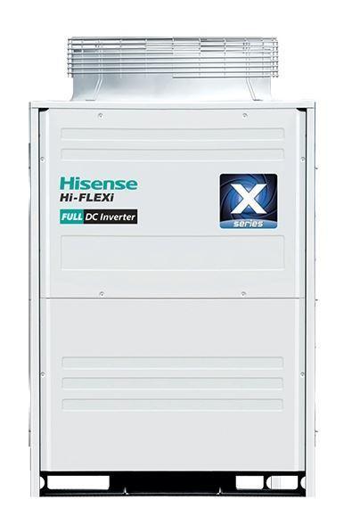 Наружный блок VRF системы Hisense AVWT-96UESRX