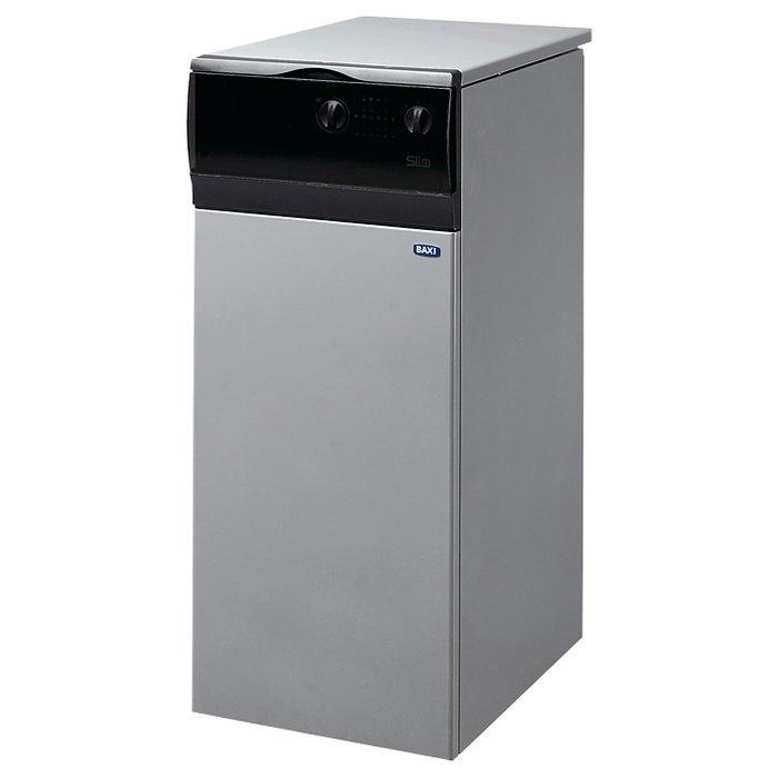 Напольный газовый котел Baxi SLIM 1.300 FiN 5E FF