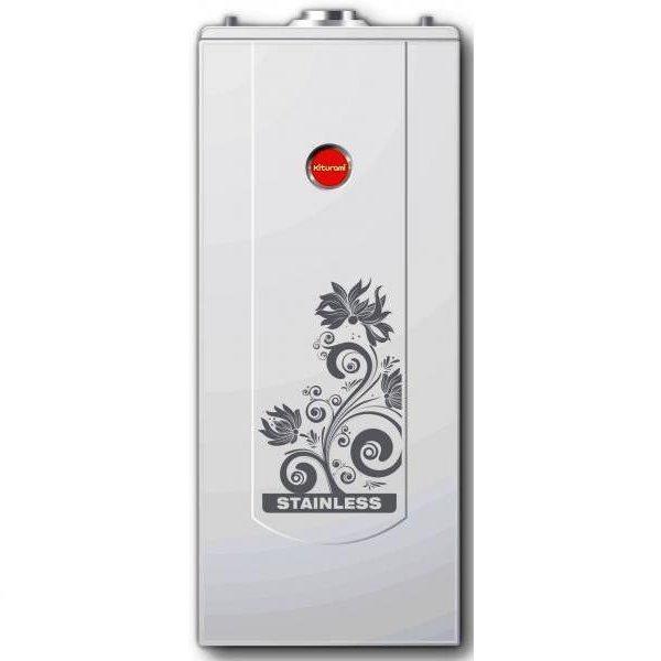 Напольный газовый котел Kiturami STSG-21 GAS 24.4 кВт