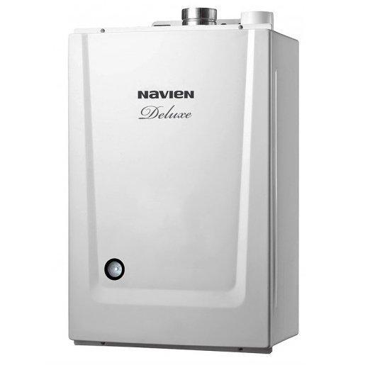Настенный газовый котел Navien Deluxe-20k COAXIAL White
