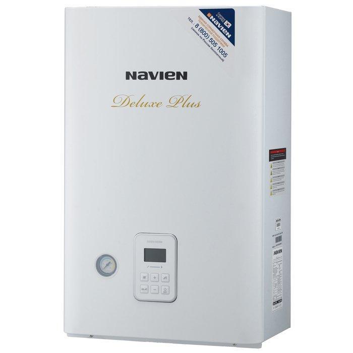 Настенный газовый котел Navien Deluxe Plus -24k COAXIAL