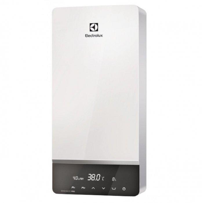 Электрический проточный водонагреватель 24 кВт Electrolux NPX 18-24 SENSOMATIC PRO