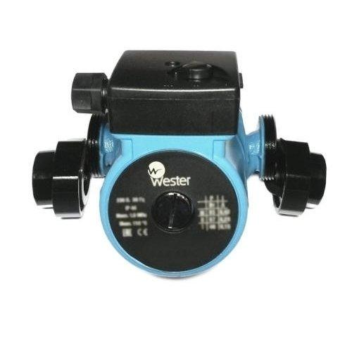 Насос для отопления Wester WCP 25-80G