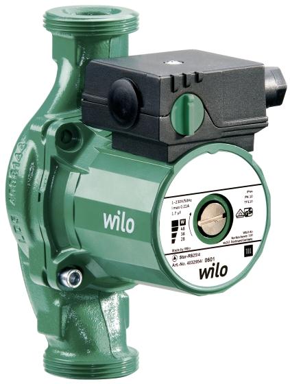 Насос для отопления Wilo Star-RS 25/6-130