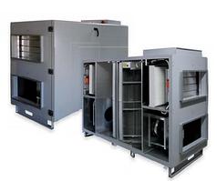 Приточно-вытяжная вентиляционная установка DVS RIS 2500 НW EKO 3.0