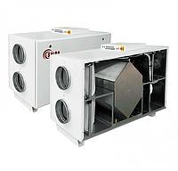 Приточно-вытяжная вентиляционная установка Salda RIS 2500 HER EKO 3.0