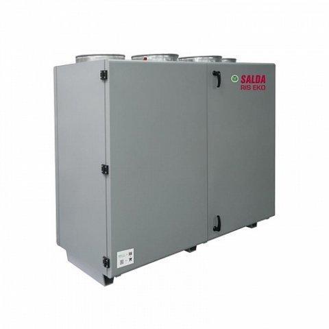 Приточно-вытяжная вентиляционная установка Salda RIS 2200 VWL EKO 3.0