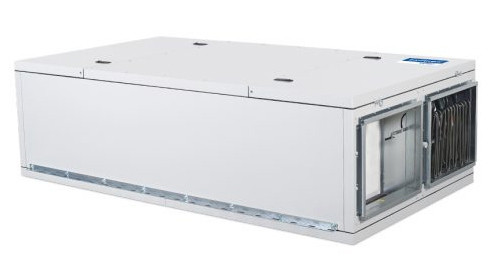 Приточно-вытяжная вентиляционная установка Komfovent Verso-R-2500-H-E (L/A)