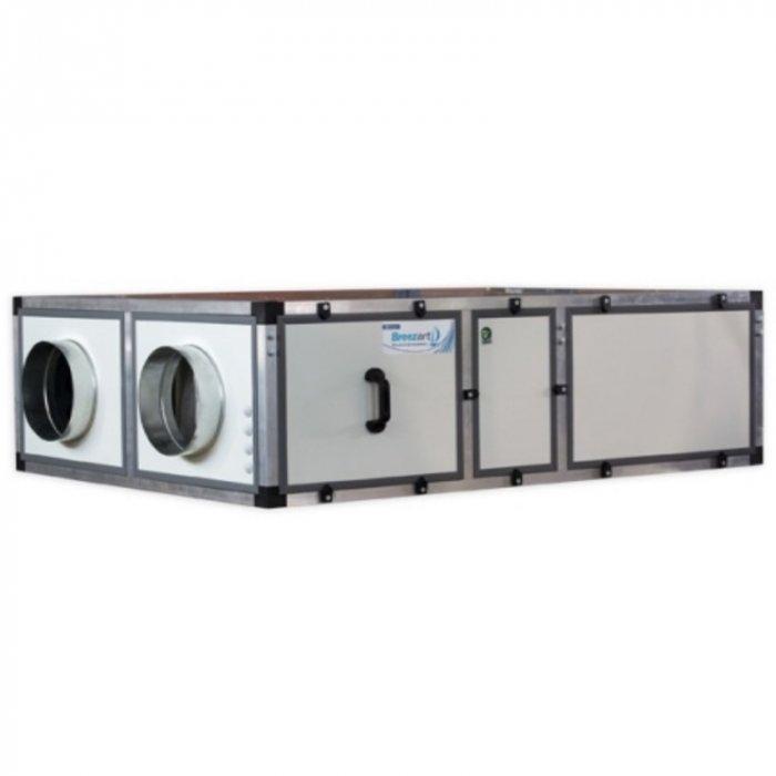 Приточно-вытяжная вентиляционная установка Breezart 2700 Lux RP SB 15-380