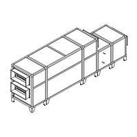 Приточно-вытяжная вентиляционная установка Breezart 2700 Lux RP F PB 15-380