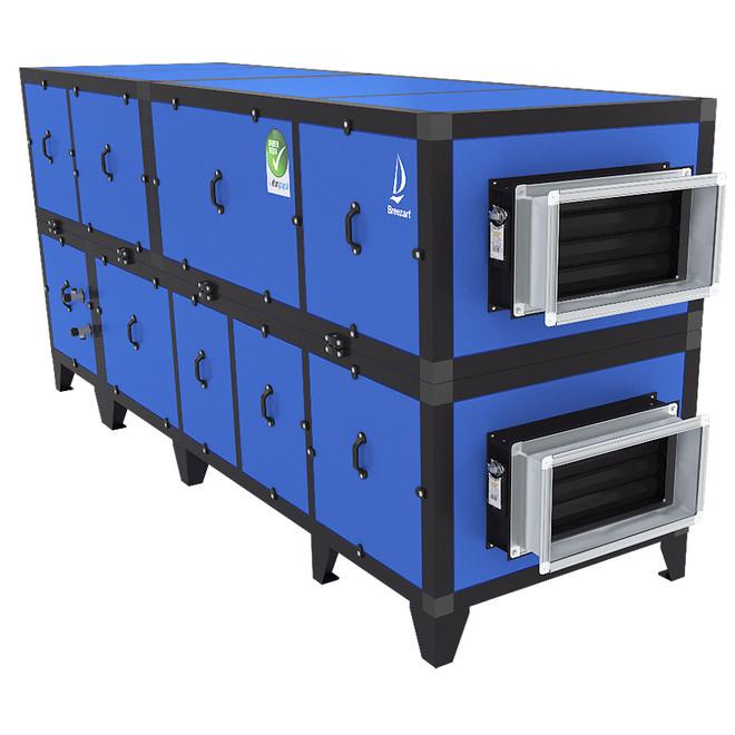 Приточно-вытяжная вентиляционная установка AIRGY 2700 Eco Pro