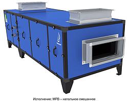 Приточно-вытяжная вентиляционная установка Breezart 2700 Pool DH VF