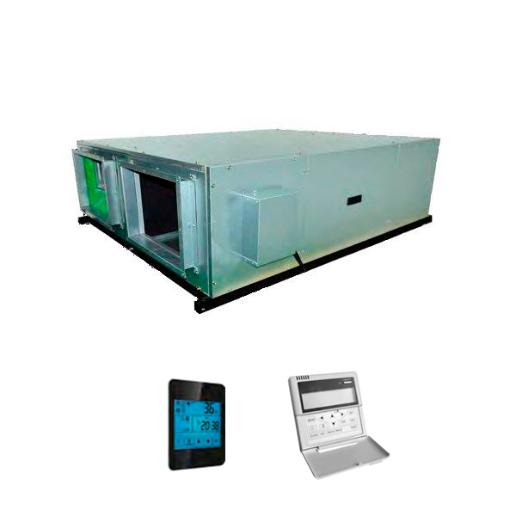 Компактная приточно-вытяжная установка Cooper&Hunter CH-HRV25K2