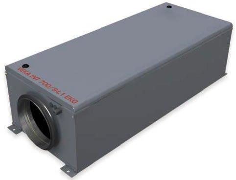 Приточная вентиляционная установка Salda VEKA INT 2000 W L1 EKO   NEW