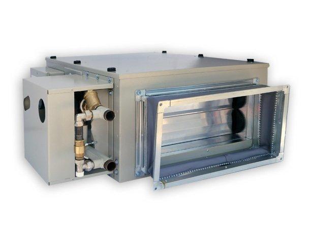 Приточная вентиляционная установка Breezart 2500 Aqua