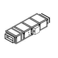 Приточная вентиляционная установка Breezart 2700 Lux W 22,5 - 380/3