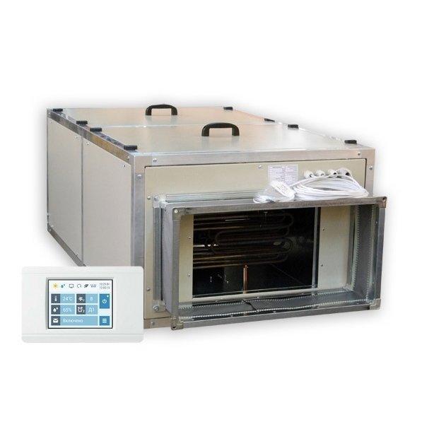 Приточная вентиляционная установка Breezart 3700 Lux F 15 - 380/3