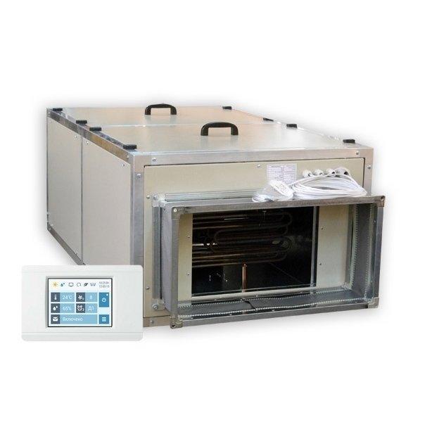 Приточная вентиляционная установка Breezart 3700 Lux F 22,5 - 380/3