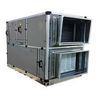 Приточно-вытяжная вентиляционная установка MIRAVENT ПВВУ BRAVO EC 3000 E (с электрическим калорифером)