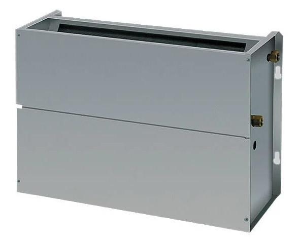 Напольно-потолочный фанкойл 3-3,9 кВт Electrolux EFS-14/4 Al