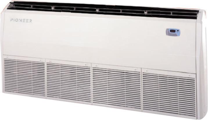 Напольно-потолочный фанкойл 3-3,9 кВт Pioneer KF-35WUR