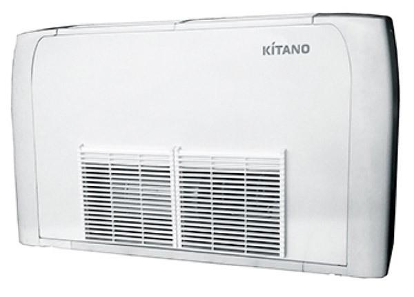 Напольно-потолочный фанкойл 3-3,9 кВт Kitano KP-Izumi II-2P-CF-40