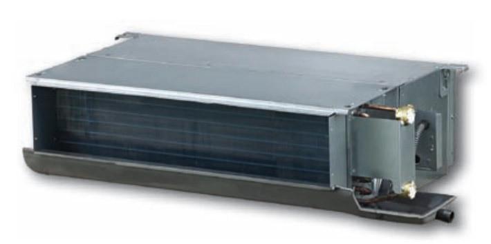 Канальный фанкойл 3-3,9 кВт Kitano KP-Kito II-2R2P-40