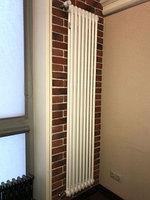 Стальной трубчатый радиатор 3-колончатый Arbonia 3180/08 N12 3/4 RAL 9016