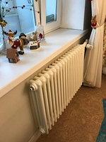 Стальной трубчатый радиатор 3-колончатый Arbonia 3057/22 N12 3/4 RAL 9016