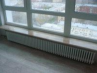 Стальной трубчатый радиатор 3-колончатый Arbonia 3030/18 N69 твв RAL 9016