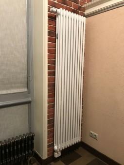 Стальной трубчатый радиатор 3-колончатый Arbonia 3180/10 N69 твв RAL 9016