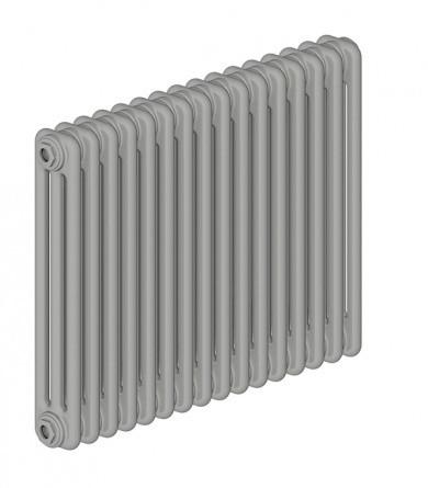 Стальной трубчатый радиатор 3-колончатый IRSAP TESI 30565/16 Т30 cod.03 (Manhattan Grey)