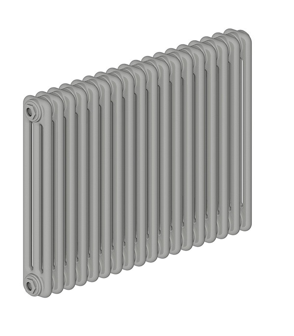 Стальной трубчатый радиатор 3-колончатый IRSAP TESI 30565/18 Т30 cod.03 (Manhattan Grey)