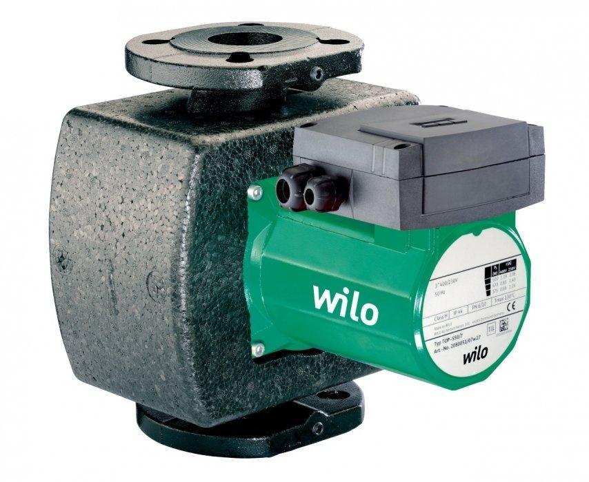 Насос для отопления Wilo TOP-S 40/4 EM