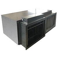 Приточно-вытяжная вентиляционная установка MIRAVENT ПВВУ OK EC 067 E (с электрическим калорифером)