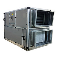 Приточно-вытяжная вентиляционная установка MIRAVENT ПВВУ BRAVO EC 4500 E (с электрическим калорифером)