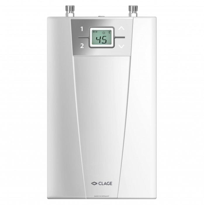 Электрический проточный водонагреватель 5 кВт Clage CEX 11/13 U
