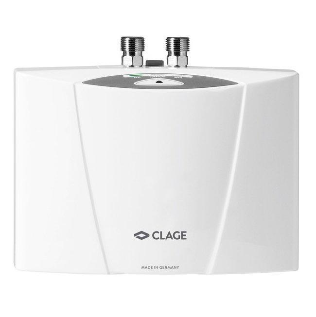 Электрический проточный водонагреватель 5 кВт Clage MCX 6