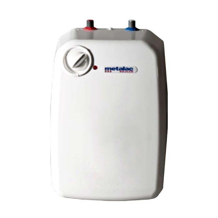 Электрический накопительный водонагреватель Metalac COMPACT INOX B 8 R (верхнее подключение)