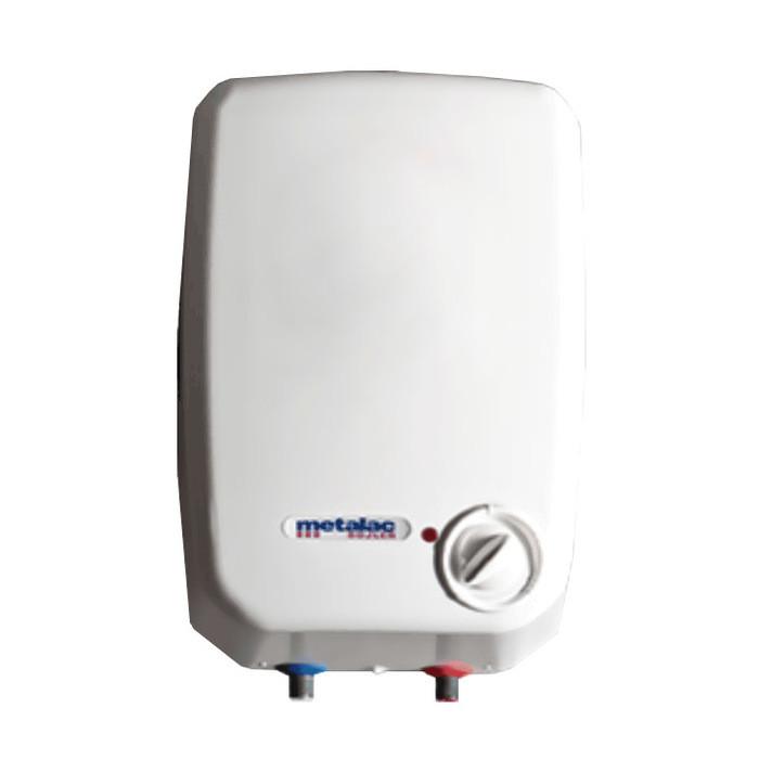 Электрический накопительный водонагреватель Metalac COMPACT INOX A 8 R (нижнее подключение)