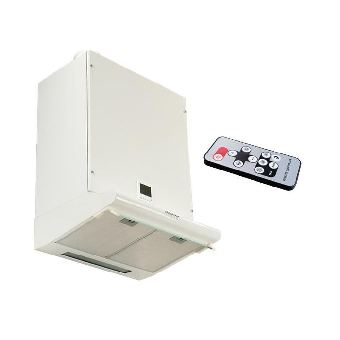 Приточно-вытяжная вентиляционная установка 500 Blauberg KOMFORT EC SKE270-1.5