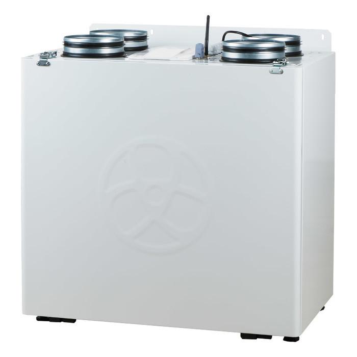 Приточно-вытяжная вентиляционная установка 500 Blauberg KOMFORT EC SB160 S25