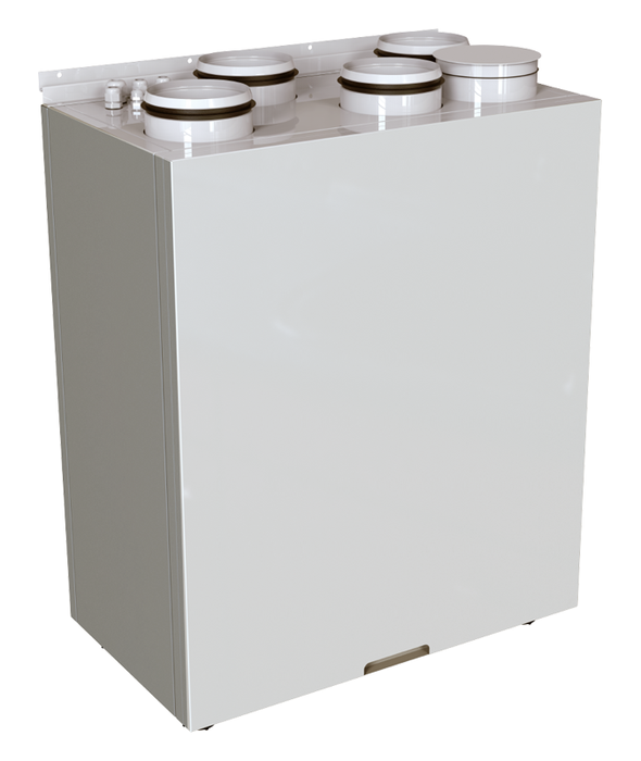 Приточно-вытяжная вентиляционная установка 500 Blauberg KOMFORT Roto EC S2 200 S22