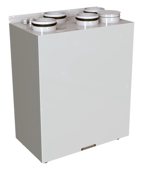 Приточно-вытяжная вентиляционная установка 500 Blauberg KOMFORT Roto EC S2 200 S25