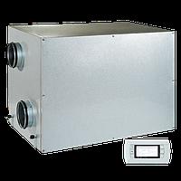 Приточно-вытяжная вентиляционная установка 500 Blauberg KOMFORT Roto EC LE700-3,3 S18