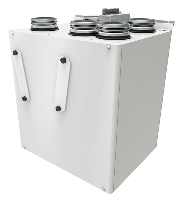 Приточно-вытяжная вентиляционная установка 500 Blauberg KOMFORT Roto EC S 280 S22