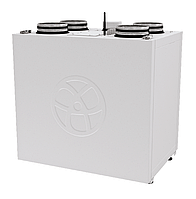 Приточно-вытяжная вентиляционная установка 500 Blauberg KOMFORT Roto EC SE 400 S25