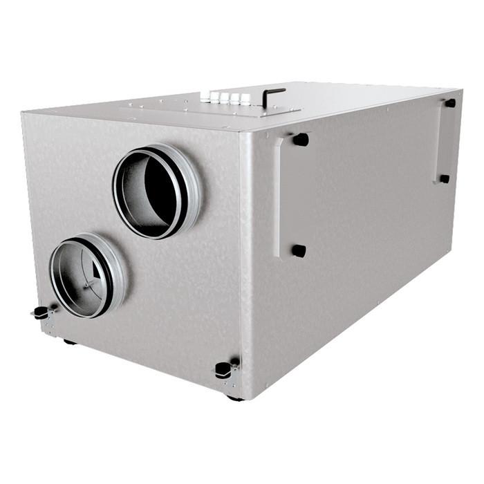 Приточно-вытяжная вентиляционная установка 500 Blauberg KOMFORT EC LBE300-E S21